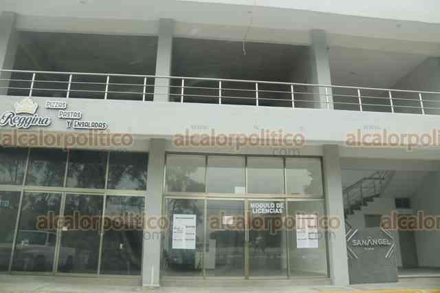 Cerrado El Nuevo Módulo Para Tramitar Licencias En Boca Del