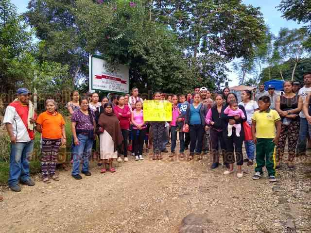 Denuncian que tiran basura en la comunidad Isleta Chica, en Xico - alcalorpolitico