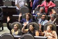 M�xico, D.F, 26 de febrero de 2015.- En la C�mara de Diputados, legisladores presentaron su posicionamiento sobre el Sistema Nacional Anticorrupci�n que se analiza para su aprobaci�n o rechazo y con ella impulsar la transparencia y castigo a los responsables de delitos contra la sociedad mexicana.