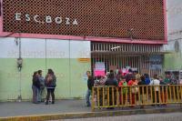 Xalapa, Ver., 26 de febrero de 2015.- Padres de familia del segundo grado de la escuela primaria