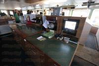 Veracruz, Ver., 27 de febrero de 2015.- El buque de investigaci�n �Meteor� que se encuentra de visita en este puerto, desarrolla su campa�a 114 en dos etapas, con el objetivo de realizar investigaciones cient�ficas en el Golfo de M�xico.