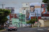 Xalapa, Ver. 1 de marzo de 2015. En la avenida 20 de noviembre se encuentra un espectacular en donde autoridades encabezadas por la PGR, ofrecen hasta 1 mill�n 500 mil pesos de recompensa a quien proporcione informaci�n �til para localizar a Luis Guillermo Lagunes D�az, desaparecido en Veracruz, Veracruz y quien es DJ de profesi�n.