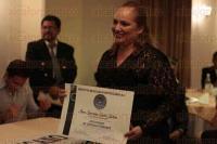 Veracruz, Ver., 2 de marzo de 2015.- El Instituto Mexicano Penitenciario entreg� diplomas a egresados de los estudios