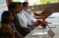 Coatepec, Ver., 3 de marzo de 2015.- En rueda de prensa, diversas asociaciones, incluyendo organizaciones privadas invitaron al Foro Regional de Inclusi�n de las Personas con Discapacidad, el pr�ximo 6 y 7 de marzo en el parque municipal �Miguel Hidalgo�, de 15:00 a 20:00 horas.