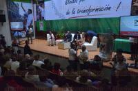 Xalapa, Ver., 4 de marzo de 2015.- El maestro Marcelo Ram�rez imparti� la conferencia magistral