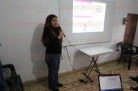 Xalapa, Ver., 26 de marzo de 2015.- Presentaron los resultados del Proyecto Violencia contra Mujeres y Ni�as en las oficinas del Instituto Municipal de las Mujeres.