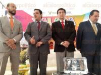 Xalapa, Ver., 27 de marzo de 2015.- Se present� la nueva campa�a de promoci�n tur�stica de Xalapa y la regi�n, en las instalaciones de la Universidad An�huac.