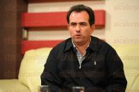 Xalapa, Ver., 27 de marzo de 2015.- El senador Jos� Francisco Yunes Zorrilla, en entrevista para alcalorpolitico.com.