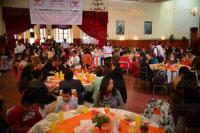 Xalapa Ver., 28 de marzo de 2015.- Movimiento Ciudadano organiz� un desayuno para celebrar el D�a internacional de la mujer, estuvo presente la dirigente, Rosario Quirasco Pi�a.