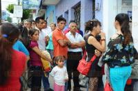 Xalapa, Ver., 29 de Marzo de 2015.- Registro de V�ctor Manuel Quiroz como candidato a la diputaci�n por el distrito X de Xalapa Rural por el Partido Encuentro Social.