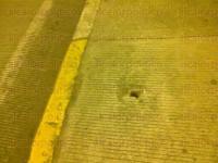 Xalapa, Ver., 30 de marzo de 2015.- Reporta que el letrero de parada de cami�n, ubicado en la avenida Murillo Vidal, pasando la panader�a DELIPAN fue derrumbado; solicita al Ayuntamiento la reparaci�n de �ste.