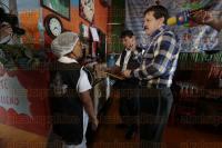 Veracruz, Ver., 30 de marzo de 2015.- La PROFECO, a cargo del delegado, Gilberto Ojeda Camacho inici� con el operativo de Semana Santa en el �rea de palapas de Villa del Mar, en donde constantemente se tienen quejas de abusos a los consumidores