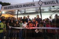 Xalapa, Ver., 30 de marzo de 2015.- El alcalde Am�rico Z��iga, inaugur� los trabajos de rehabilitaci�n de la biblioteca �Manuel R. Guti�rrez� ubicada en la Unidad Habitacional INFONAVIT Loma Alta.