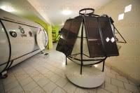 Xalapa, Ver., 31 de marzo de 2015.- En un recorrido por el taller del Centro de Investigaci�n Atmosf�rica y Ecol�gica, se mostr� el m�dulo experimental que forma parte del Plan Ares y que se ubicar� en el Cofre de Perote.