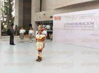 Xalapa, Ver., 17 de abril de 2015.- En la Conmemoraci�n del D�a Panamericano del Indio, se organizaron algunas actividades en el Congreso del Estado.