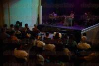 Xalapa Ver., 18 abril 2015.- La noche de este s�bado se inaugur� la cafeter�a