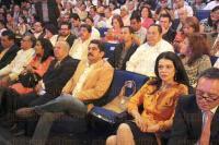 M�xico, DF, 20 de abril de 2015.- En el Centro Cultural, el presidente de Movimiento Ciudadano, Dante Delgado y el candidato plurinominal y exjefe de Gobierno del DF, Marcelo Ebrard, encabezaron el inicio de campa�a de los candidatos a diputados locales y delegados en el DF.