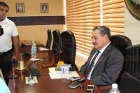 Xalapa, Ver., 21 de abril de 2015.- Se efectu� sesi�n en el Poder Judicial la cual fue presidida por el magistrado Vicente L�pez Estrada, en sustituci�n del magistrado presidente Alberto Sosa Hern�ndez.