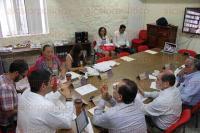 Xalapa, Ver., 24 de abril de 2015.- Se efectu� la segunda sesi�n ordinaria del Secretariado T�cnico Local del proyecto Gobierno Abierto, en la sala de juntas del CIESAS-Golfo.