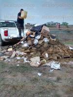 Veracruz, Ver., 24 de abril de 2015.- La quema de narc�ticos se realiz� en las instalaciones del Club Cineg�tico, en presencia del agente del Ministerio P�blico de la Federaci�n, elementos de la Agencia de Investigaci�n Criminal, peritos y personal administrativo.