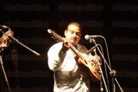 Xalapa Ver., 25 de abril de 2015.- Se present� �Don Fallo� Figueroa con su grupo