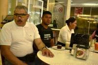 Xalapa, Ver., 27 de Abril de 2015.-  El presidente de la A.C. Angelitos Felices, Fernando Cancela, anunci� la carrera atl�tica