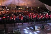 Banderilla, Ver., 4 de mayo de 2015.- Se clausur� la Expo Feria Banderilla 2015 que recibi� a miles de visitantes y que confirm� que es y seguir� siendo la mejor de la zona Centro de Veracruz.