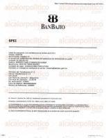 Tierra Blanca, Ver., 21 de mayo de 2015.- Los regidores terrablanquenses Olegario Gonz�lez Ju�rez y Ernesto Virgen Mata mostraron los comprobantes de las transferencias interbancarias que recibi� la tesorer�a municipal.