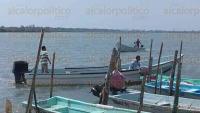 Tamiahua, ver.- 22 de mayo de 2015.- Desde el 2010 25 mil pescadores del norte veracruzano sufrieron p�rdidas econ�micas a causa de la empresa British Petroleum, la falta de justicia en EUA los oblig� a formar una alianza con pescadores de Louisiana quienes desde 2012 demandaron a la misma empresa.