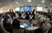 Xalapa, Ver., 22 de mayo de 2015.- Se inaugur� el 1er Congreso Internacional de Autismo: Del diagn�stico a la inclusi�n educativa, en el Hotel Xalapa.