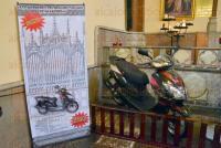 Xalapa, Ver., 24 de mayo de 2015.- Para recaudar fondos y pagar los gastos de restauraci�n del �rgano tubular de Catedral que data del a�o 1901, se est� organizando la rifa de una motocicleta cuyo costo del boleto es de 50 pesos; la rifa ser� el 30 de agosto.