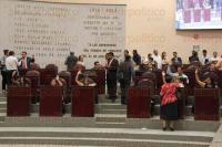 Xalapa, Ver., 27 de mayo de 2015.- En sesi�n del Congreso del Estado, se dio a conocer que la Comisi�n Estatal de Derechos Humanos recibir�  quejas de ni�os y ni�as.