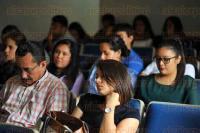 Xalapa, Ver., 29 de mayo de 2015.- Presentaron el libro