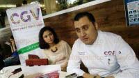 Xalapa, Ver., 29 de mayo de 2015.- El presidente del Consejo Gastron�mico Veracruzano, Francisco Javier Cuevas, inform� que el pr�ximo 20 de junio ser� el Primer Foro Gastron�mico �Mexican�simo en busca del conocimiento�, en el Hotel Xalapa.