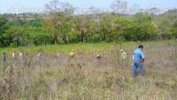 San Andr�s Tuxtla, Ver., 29 de mayo de 2015.- Este viernes se imparti� un curso de capacitaci�n para conformar brigadas comunitarias que atiendan siniestros en siete ejidos de la regi�n.
