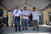Xalapa, Ver., 30 de mayo de 2015.- La caravana del INE