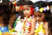 Veracruz, Ver., 30 de junio de 2015.- Este martes reinauguraron el Centro Asistencial de Desarrollo Infantil y Comunitarios (CADI-CAIC) en la colonia Reserva de Tarimoya 1. El evento estuvo amenizado por alumnos de los centros de desarrollo, quienes participaron con diversos bailables.