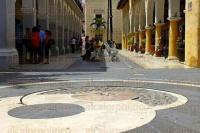 Veracruz, Ver., 1 de julio de 2015.- Ante los cambios y remodelaciones realizados en el centro hist�rico y los diversos puntos donde se encuentran las fuentes representativas, �stas se encuentran en total abandono y sin funcionar.