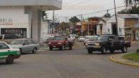 Coatepec, Ver., 3 de julio de 2015.- Actos de corrupci�n y extorsi�n por parte de oficiales de Tr�nsito, son muy recurrentes en este municipio, el modo de operar var�a, pues se trasladan a distintos puntos, como la entrada a Coatepec, a La Ordu�a, Casas Geo y en ocasiones sobre la carretera que conduce a Xalapa, a la altura de La Florida.