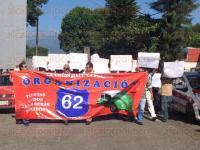 Xalapa, Ver., 6 de julio de 2015.-Taxistas marchan del Teatro del Estado al centro de la ciudad, en protesta por el nuevo Reglamento de Tr�nsito y Vialidad.