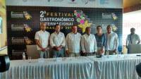 Veracruz, Ver., 6 de julio de 2015.- El secretario de Turismo del Estado, Harry Grappa Guzm�n, anunci� el Segundo Festival Internacional Gastron�mico Veracruz 2015, del 10 al 13 de septiembre en el WTC, de la ciudad de Boca del R�o. India ser� el pa�s invitado en esta edici�n.