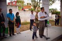 Xalapa Ver., 6 de julio de 2015.- Como parte del programa �Alcalde en tu escuela� Am�rico Z��iga asisti� a la primaria