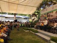 Banderilla, Ver., 28 de julio de 2015.- Celebraci�n del D�a del �rbol y D�a Nacional del Combatiente de Incendios Forestales en la Gerencia Estatal de CONAFOR.