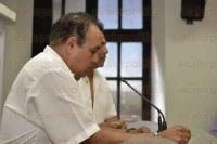 Xalapa, Ver., 28 de julio de 2015.- En conferencia de prensa, Rodolfo Pe�a Lacra, coordinador del Comit� de Festejos y Jorge Rom�n Ochoa, secretario del Comit�, anunciaron el festival Playa Pop Alvarado 2015, el cual ser� del 30 de julio al 2 de agosto.