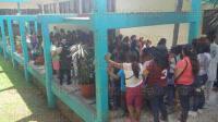 Coatepec, Ver., 28 de julio de 2015.- Afiliados al programa federal