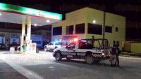 Veracruz, Ver., 29 de julio de 2015.- La noche de ayer martes, un solitario delincuente armado con una pistola tom� por asalto una estaci�n de gasolina en la congregaci�n de Tejer�a, sobre la carretera Veracruz-Xalapa.