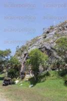 R�o Blanco, Ver., 30 de julio de 2015- Desde este jueves algunas personas comienzan a rapelear en el cerro