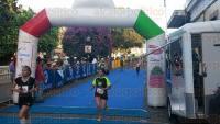 Coatepec, Ver., 2 de agosto de 2015.- Desde temprana hora de este domingo se efectu� con �xito la quinta edici�n de la carrera �Pueblos m�gicos�, con gran participaci�n.