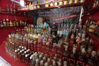 Veracruz, Ver., 3 de agosto de 2015.- En conferencia de prensa la Direcci�n de Turismo y Cultura del Ayuntamiento invit� a la poblaci�n a visitar el Festival Cultural de Oaxaca y la Guelaguetza, que concluir� el 16 de agosto, donde se puede disfrutar de gastronom�a, artesan�as y actividades culturales.