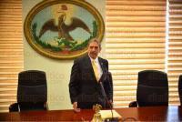 Xalapa Ver., 4 de agosto de 2015.- Sesi�n del consejo de la Judicatura en Veracruz presidida por el magistrado Alberto Sosa Hern�ndez.